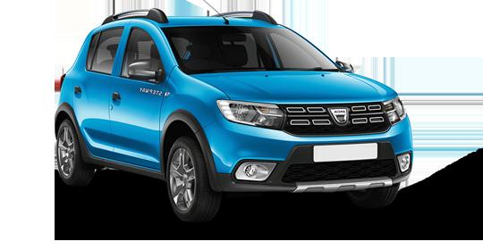 Dacia Sandero daily 139 TRY ve Dacia Lodgy daily 159 TRY